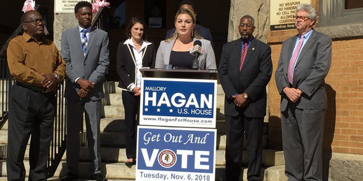 AL congressional candidate raises voter registration concerns