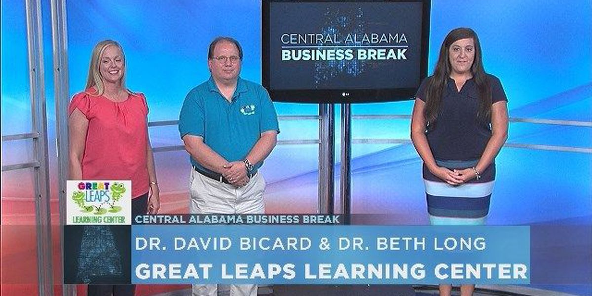 Central Alabama Business Break- Great Leaps Learning Center
