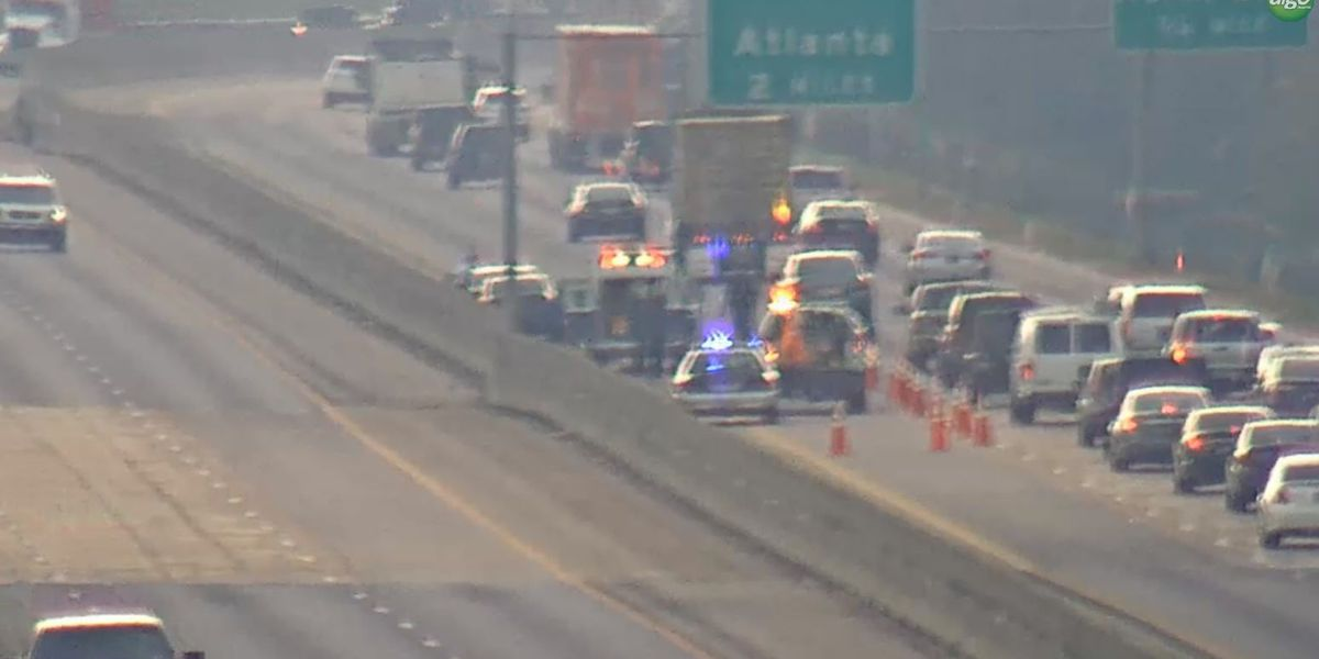 Lanes of I-65 SB near Northern Boulevard reopen after possible crash