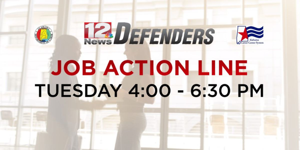 WSFA 12 News Jobs Action Line