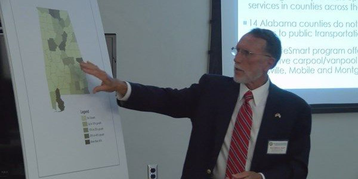 ALDOT updating 2040 Statewide Transportation Plan
