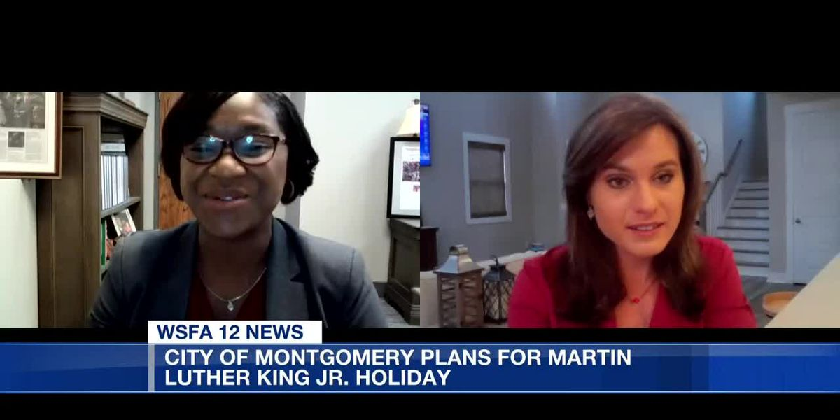 Montgomery to mark virtual commemoration of 2021 MLK Day