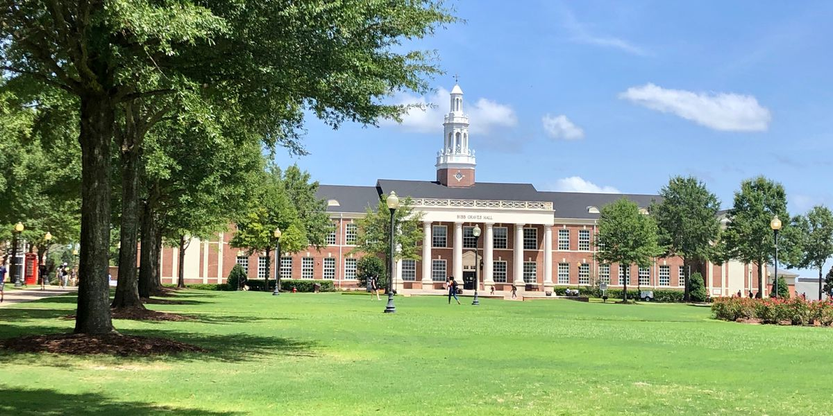 Troy University renames Bibb Graves Hall for late Rep. John Lewis