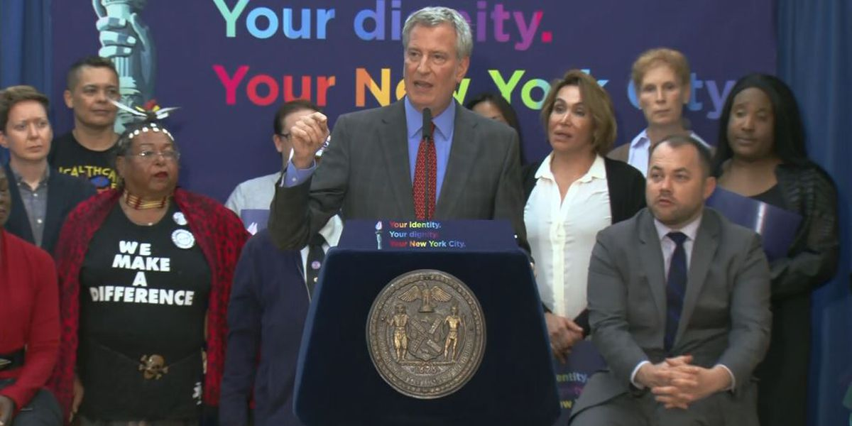 Gender X: New York City now recognizes third gender