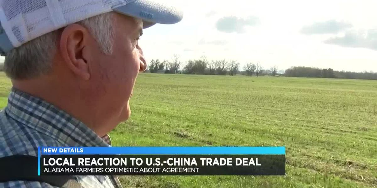Local impact of US's latest trade deal with China