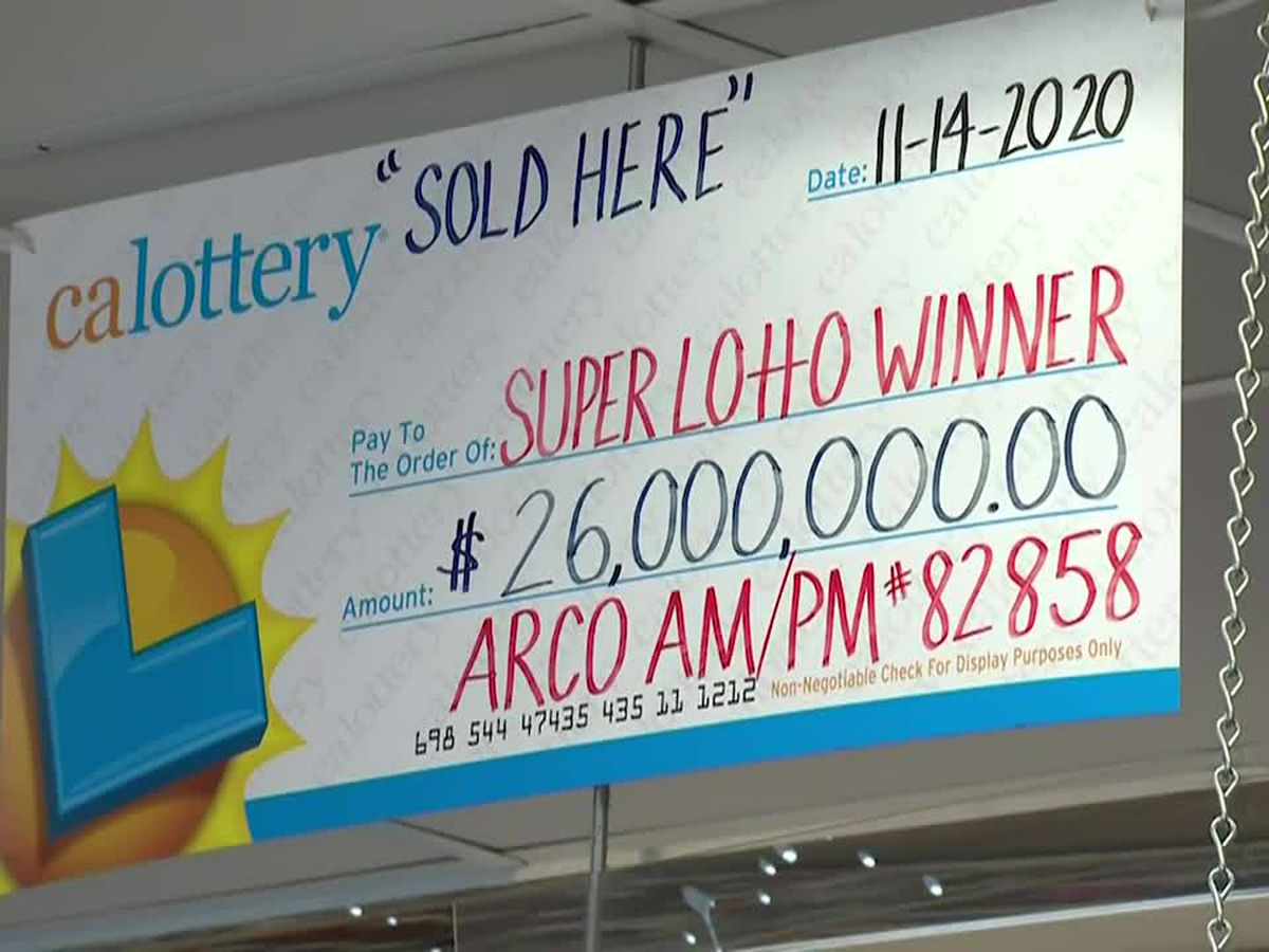 Woman says $26M California lottery ticket destroyed in wash