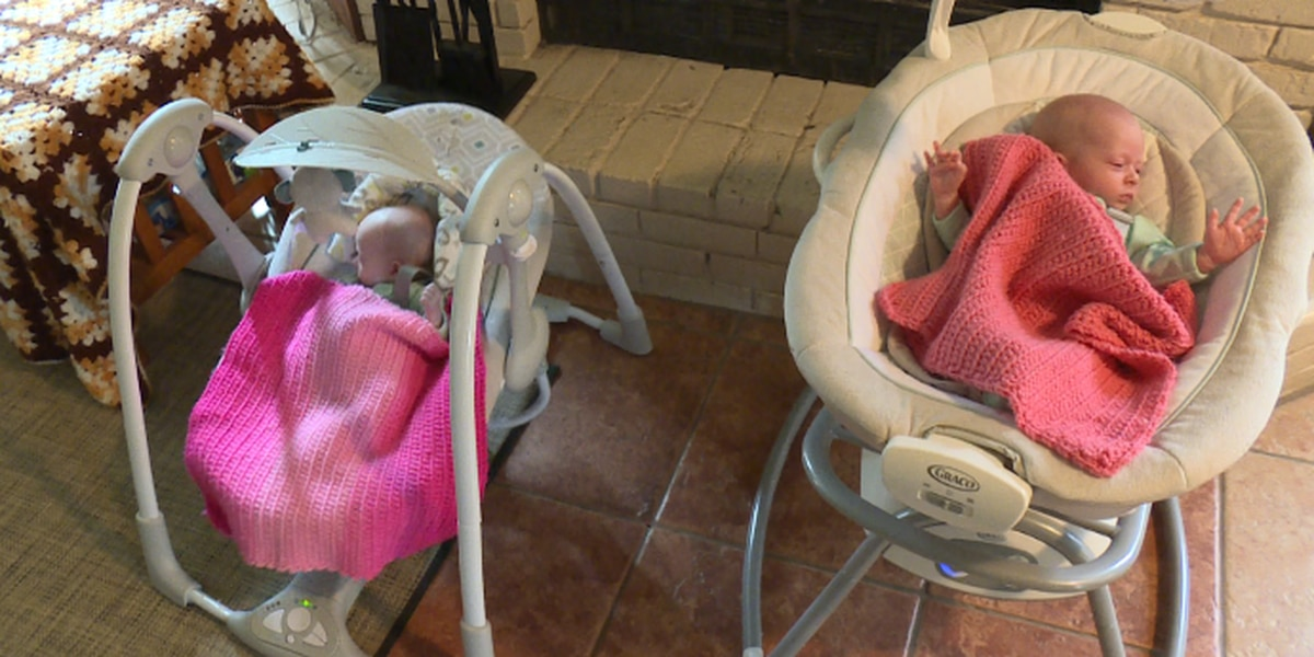 Preemie Project helps family of mother fighting for her life after birth of twins