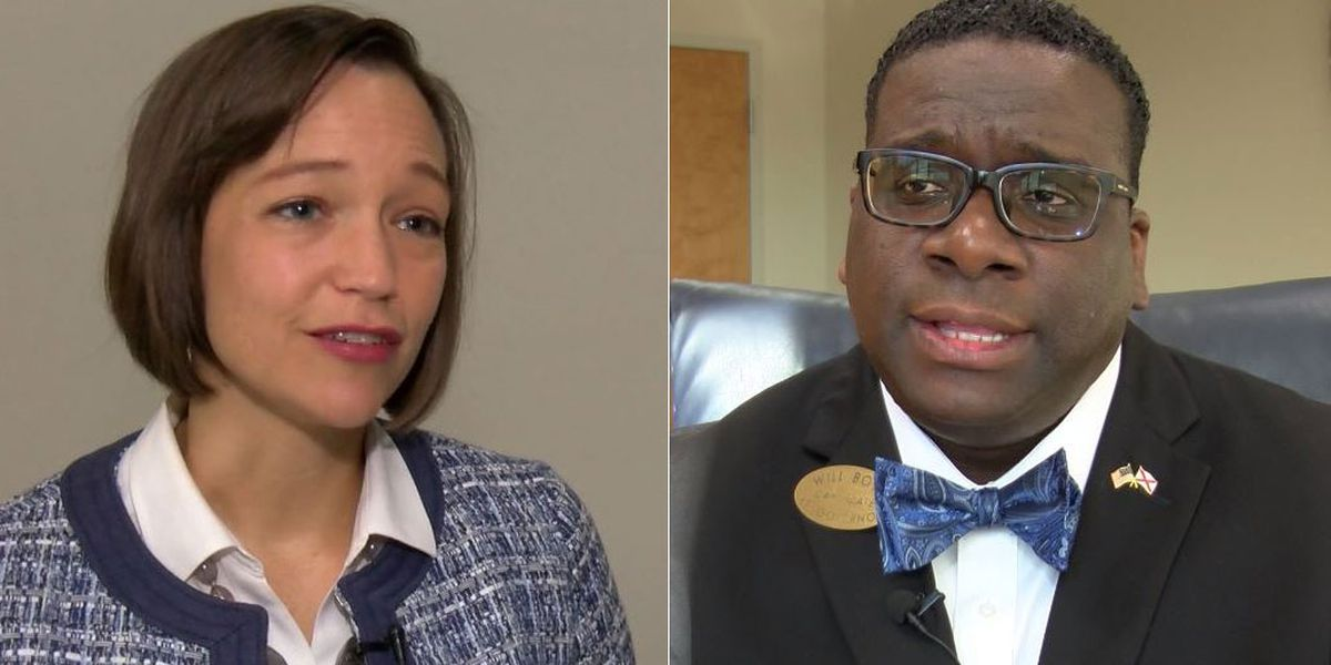 Isner, Boyd running for Democratic Party chair