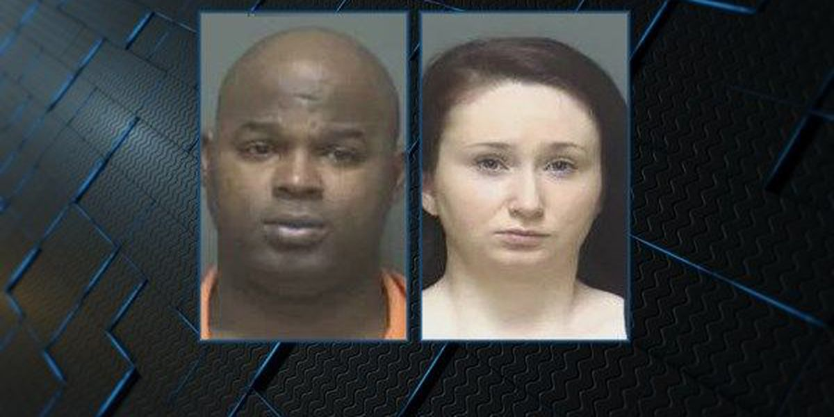 Man, woman charged after drugs found in 3 kids' systems