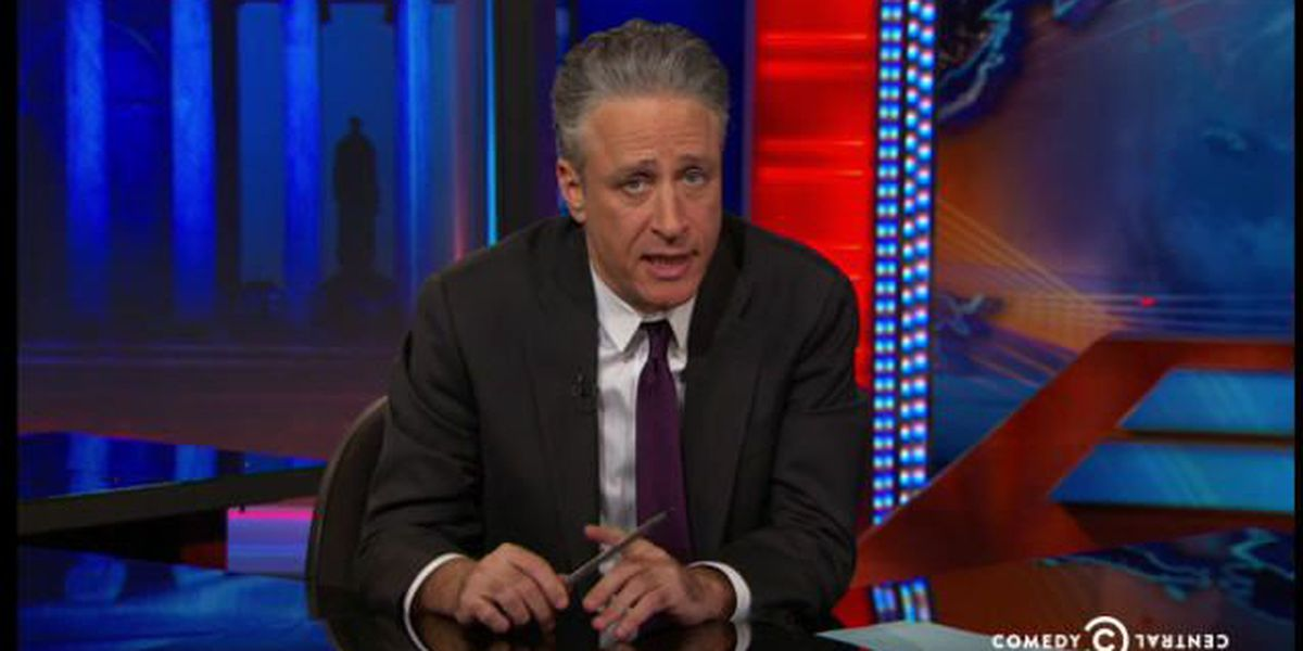 Daily Show mocks Alabama over unborn protection law