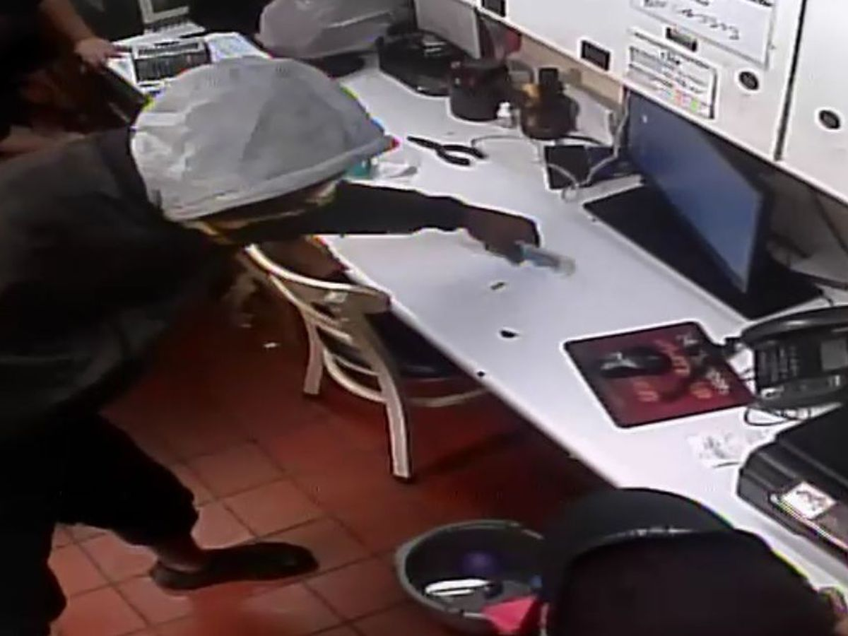 MPD searching for armed robber