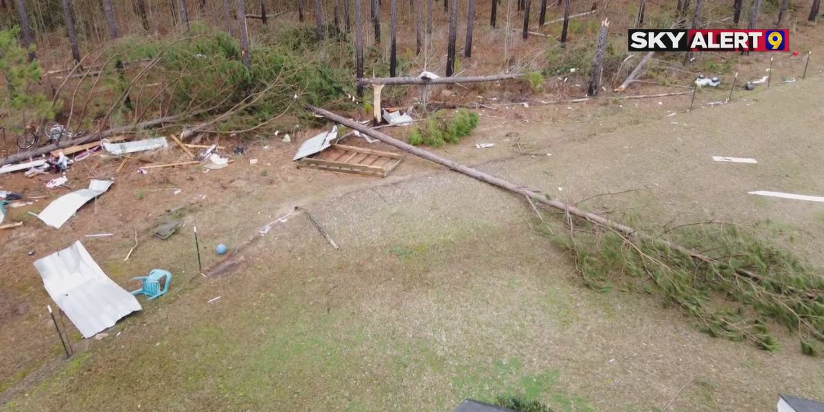 Barbour Co. tornado is a good reminder to be prepared for severe weather, residents say