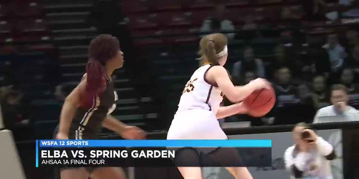 Fever Hoops Girls: Elba vs. Spring Garden
