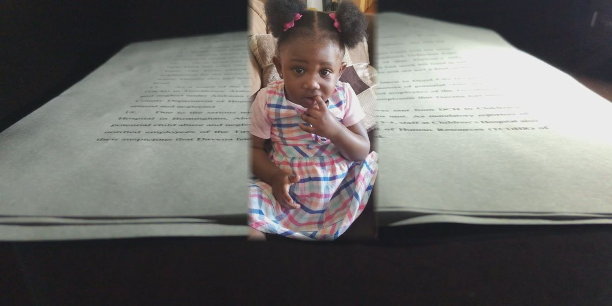 Family of 19-month-old files wrongful death lawsuit against DHR and others