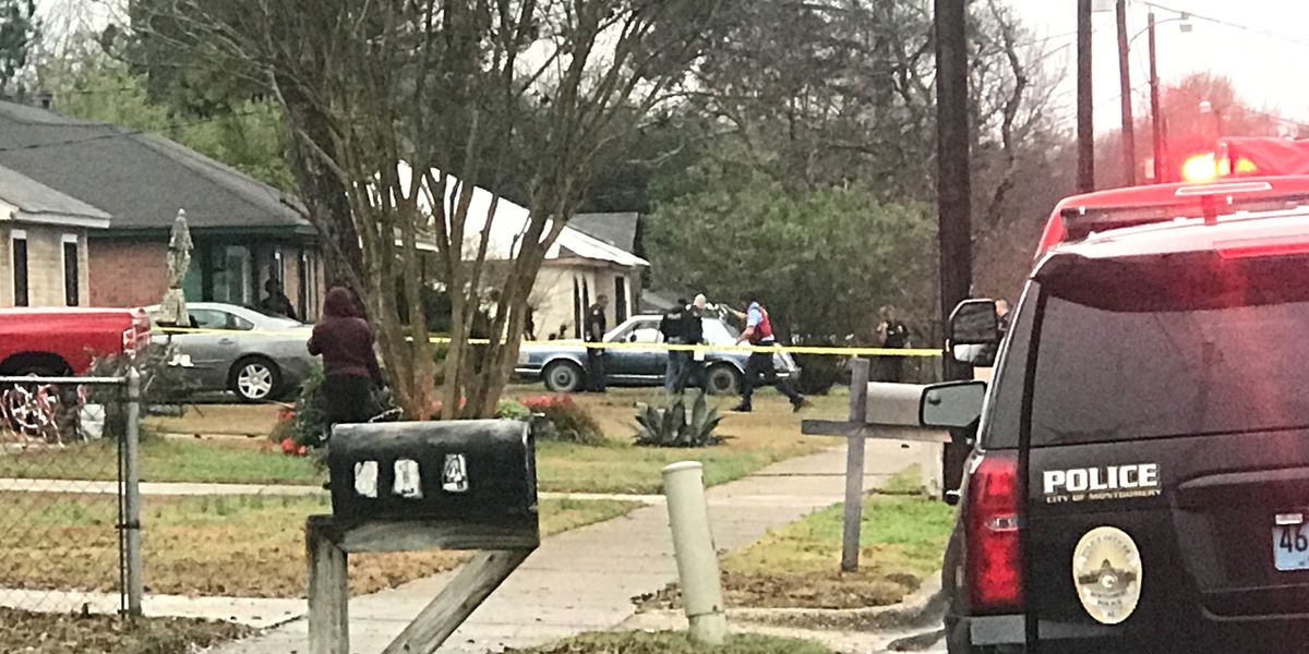 Man shot in Montgomery Thursday afternoon