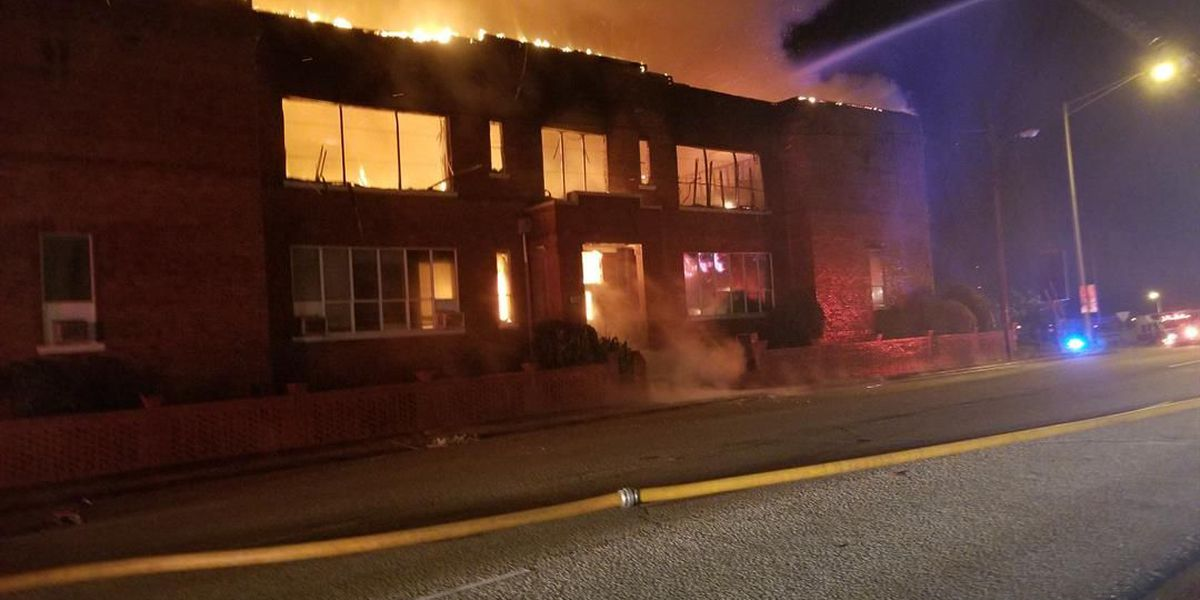 Officials, students react to Montgomery magnet school fire
