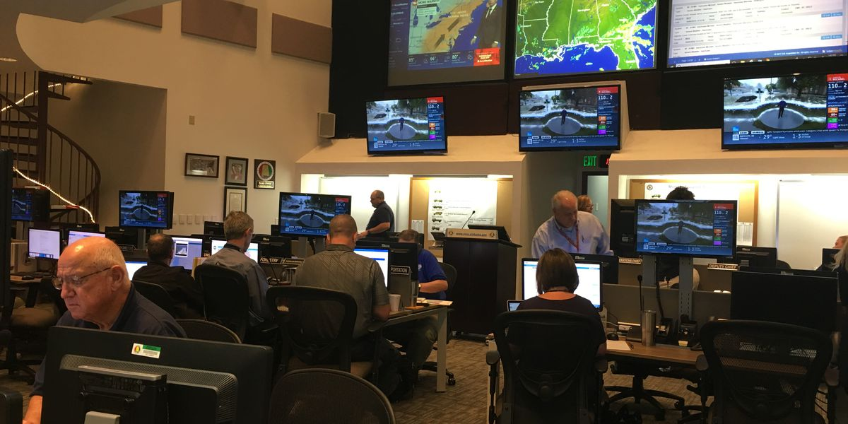 Alabama EMA preps for Hurricane Michael