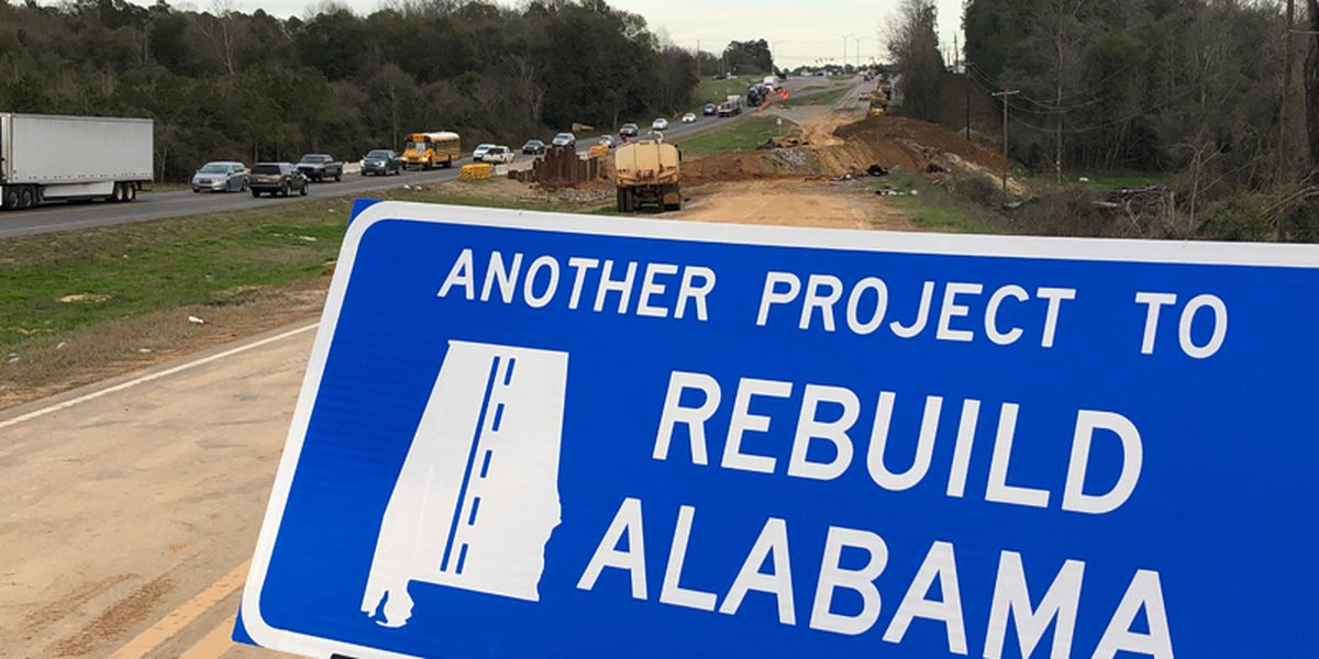 Alabama awards $45M for road, bridge projects