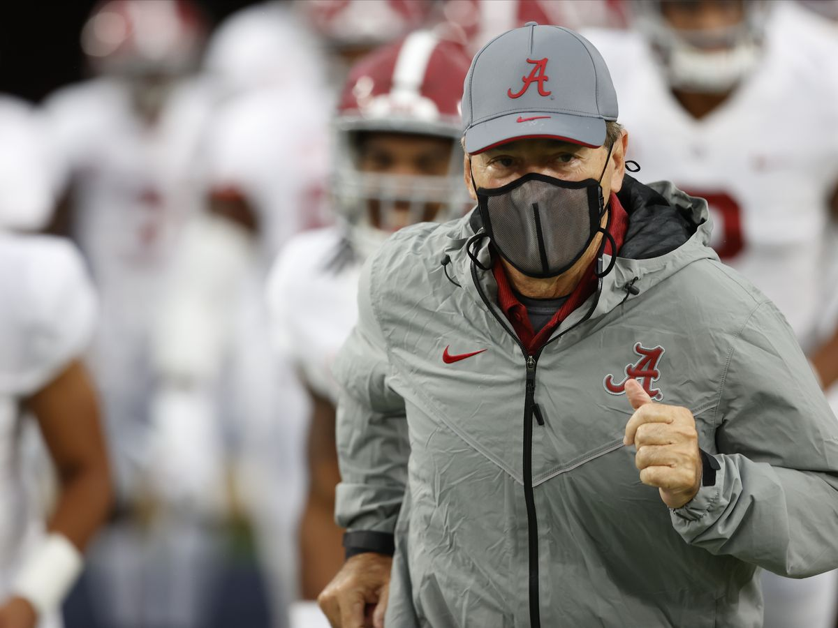 Nick Saban cleared to return to activity