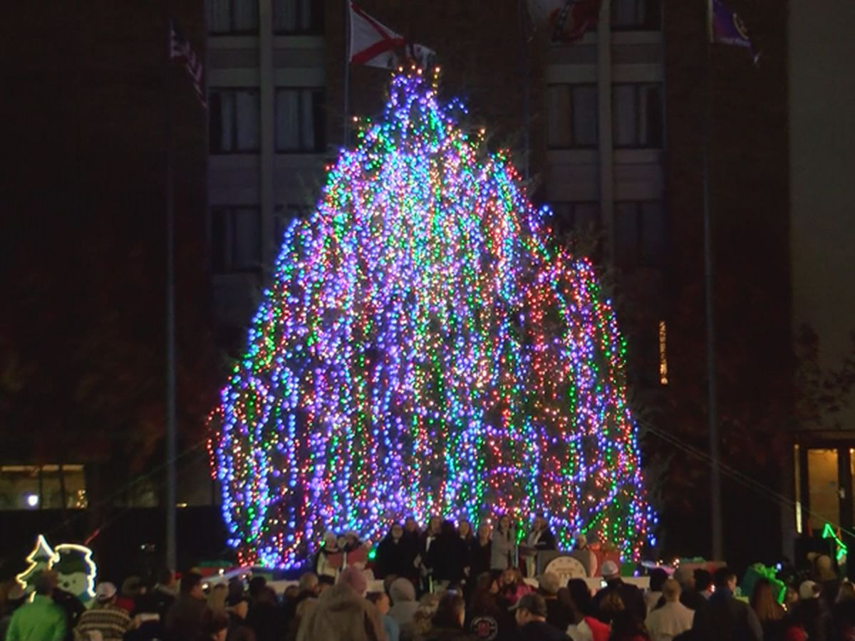 2019 Christmas events around Alabama