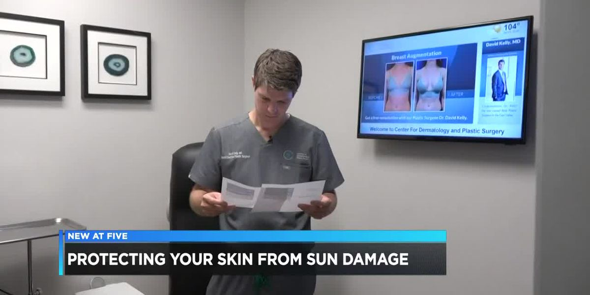 Tips to protect skin from sun damage