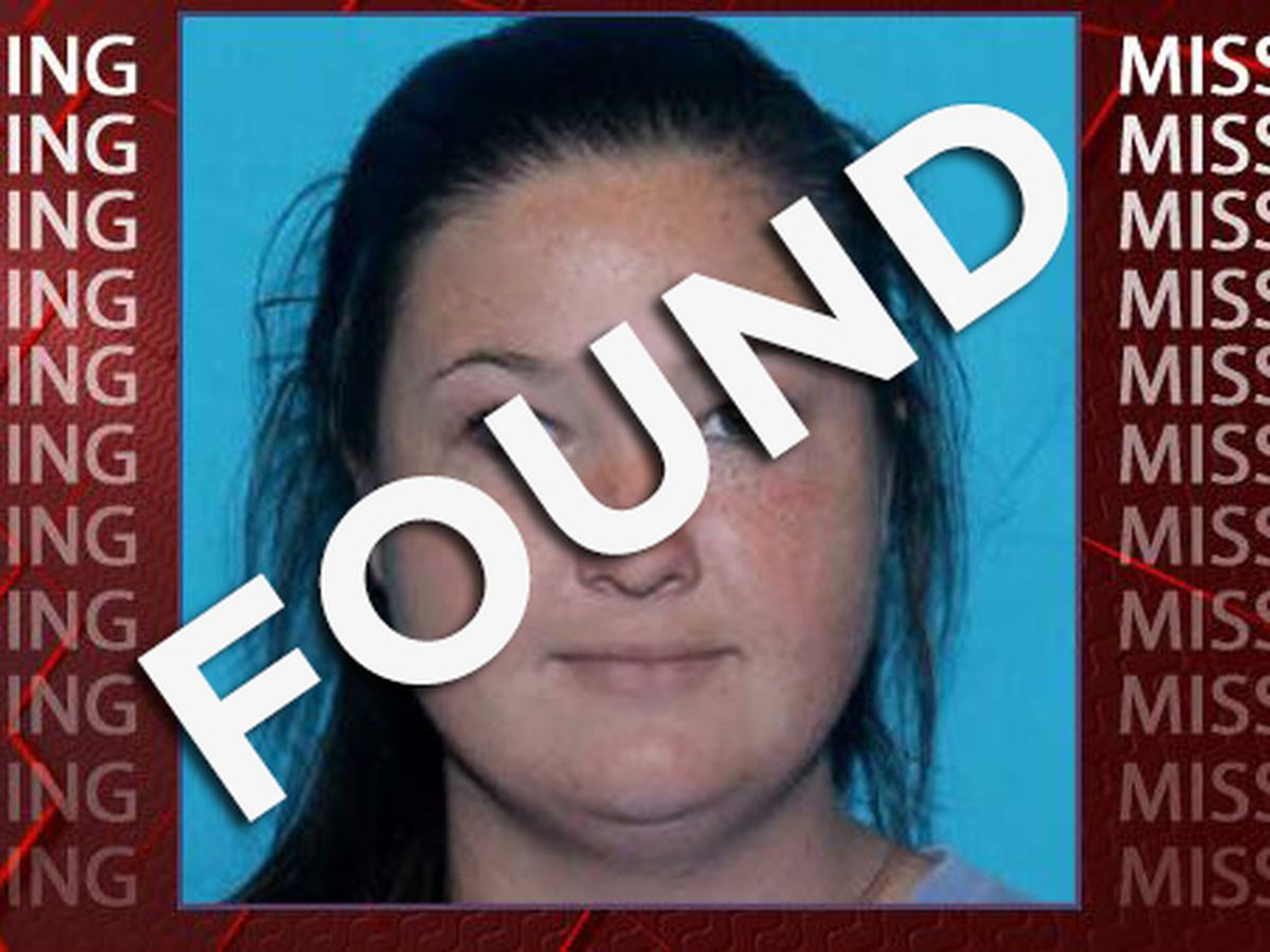 Missing Alex City woman found safe