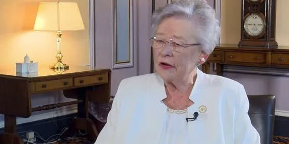 Ivey says import tariffs could hurt Alabama industry