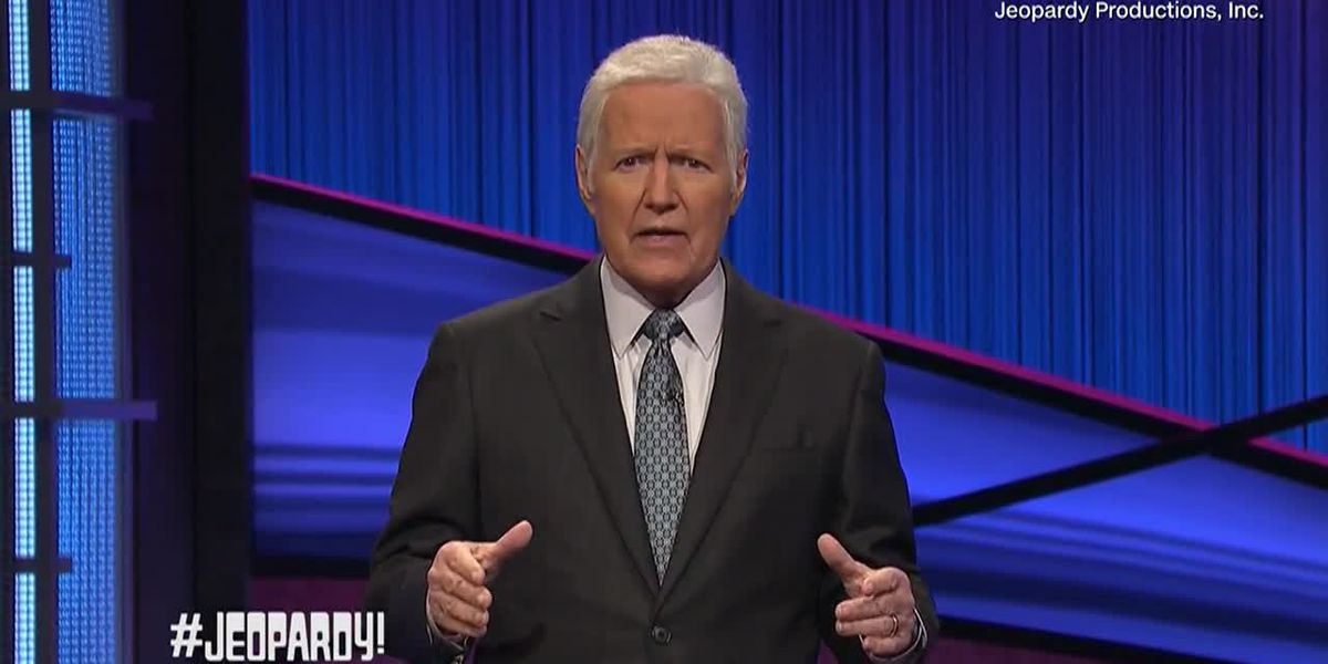 Alex Trebek: Be thankful, keep the faith