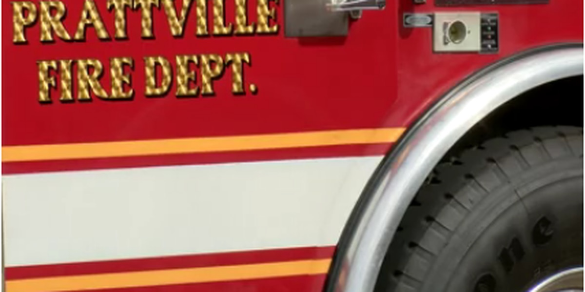 Overnight apartment fire in Prattville leaves several residents displaced