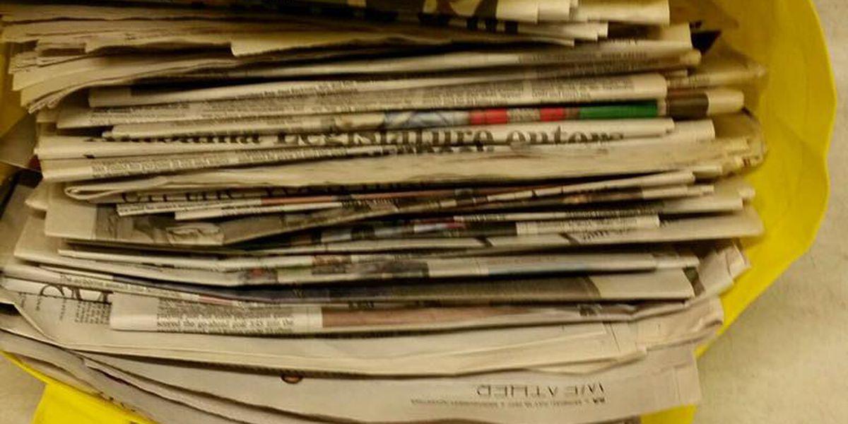 Montgomery Humane Society seeking newspaper donations