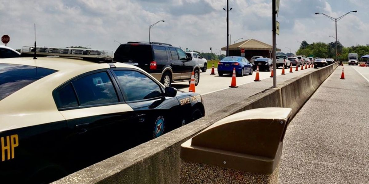 Traveling to Florida? You may be stopped at a checkpoint