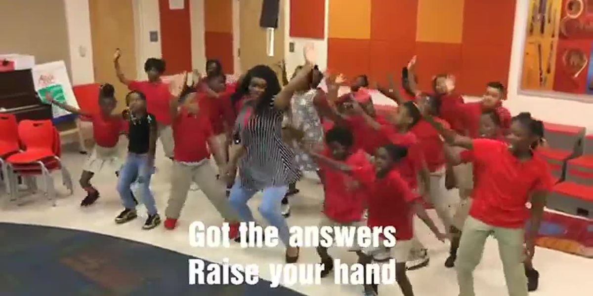 "Columbus 2nd graders remix ""Old Town Road"" as they move to 3rd grade"