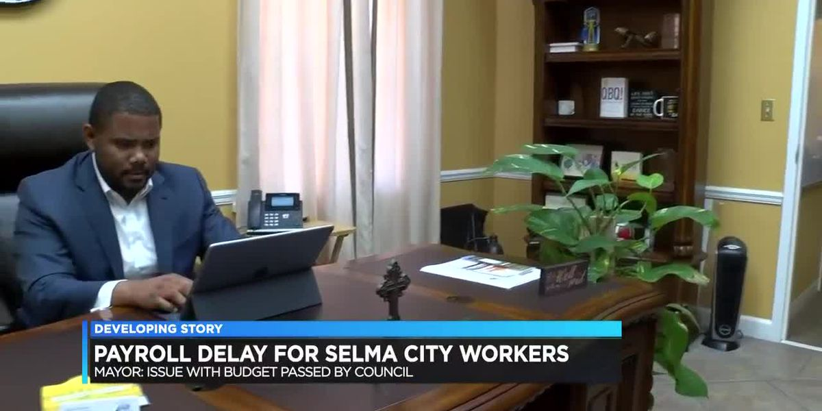 Mayor among 277 Selma employees who won't be paid Friday