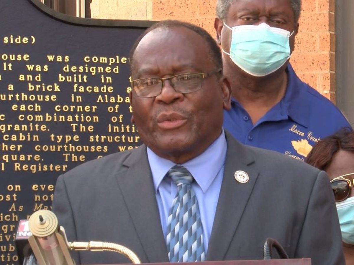 Macon County Commission chairman hospitalized after positive COVID-19 test