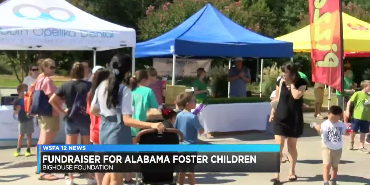 Back to school bash raises money for Ala. foster kids