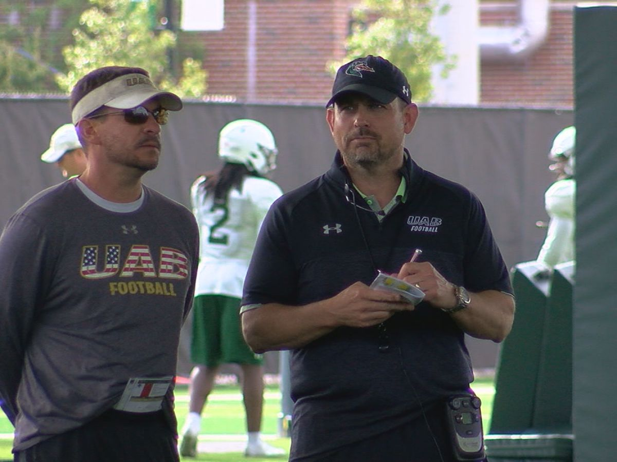 UAB to play final game at Legion Field with Spring Game on Saturday