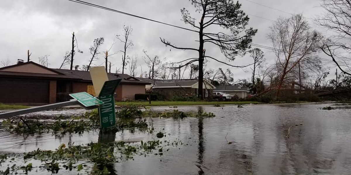 GALLERY: Hurricane Michael causes widespread damage in Florida