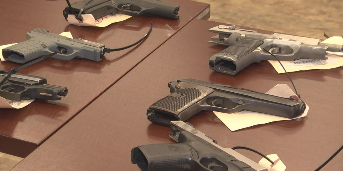 More than 30 guns recovered from area youth in the last year