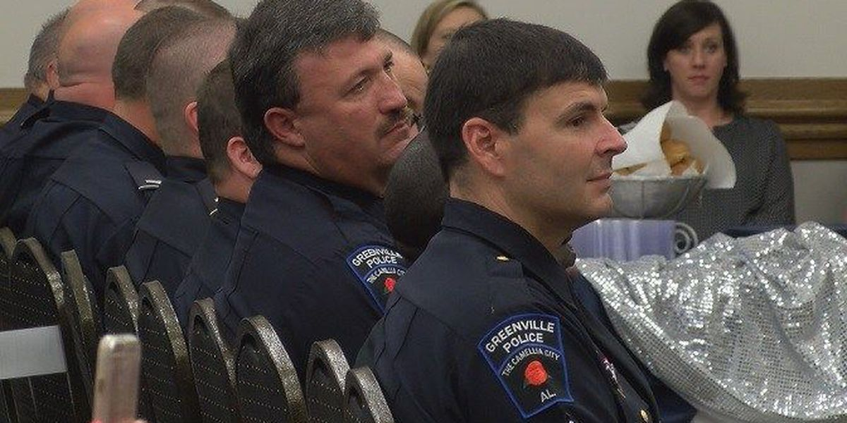Greenville, Butler County law enforcement honored for commitment