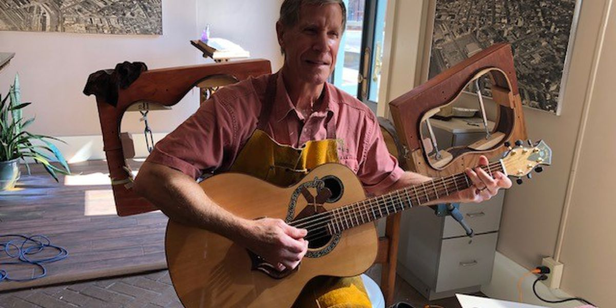 County Road 12: Baruch Guitars-a whole lot more than music