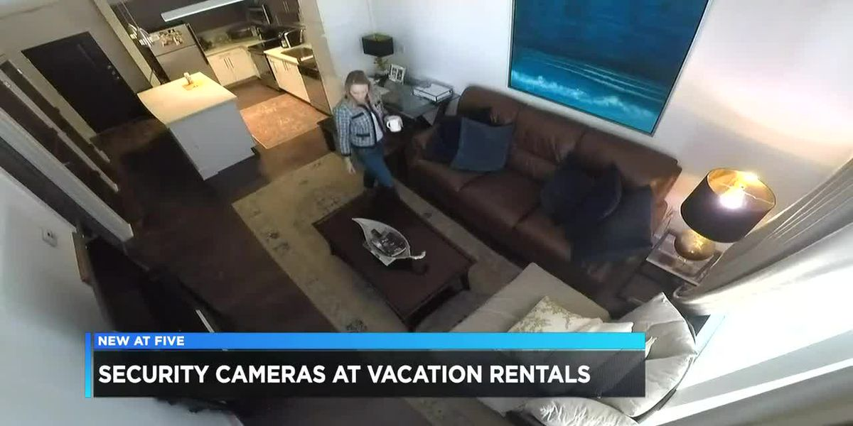 What to know about security cameras in vacation rentals