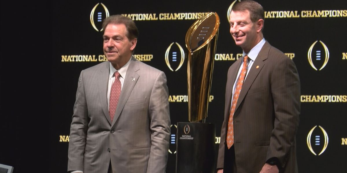 Alabama vs. Clemson Part IV: Is it good for college football?