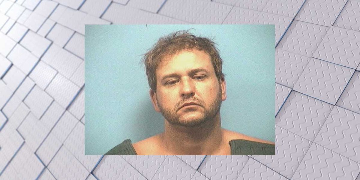 Man accused of attacking 2 people with sword in Alabaster