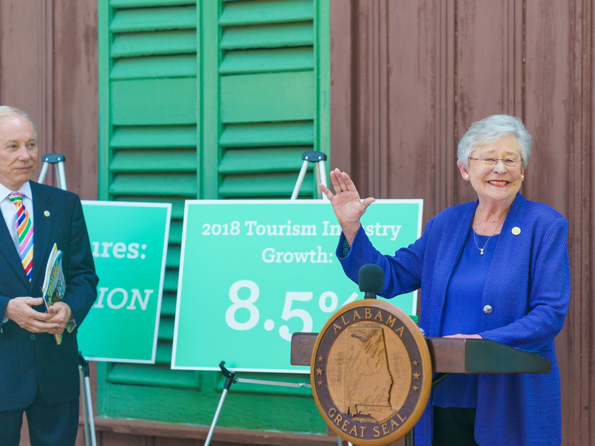 Alabama tourism breaks records in 2018