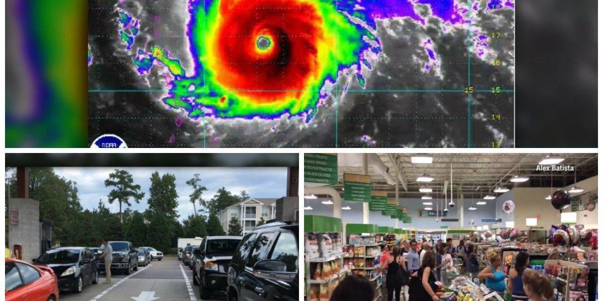 SLIDESHOW: U.S. Prepares for Hurricane Irma