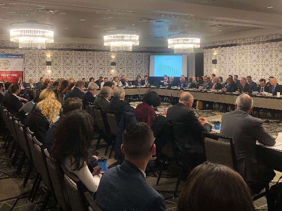 United States Conference of Mayors brings together bipartisan leaders in D.C.