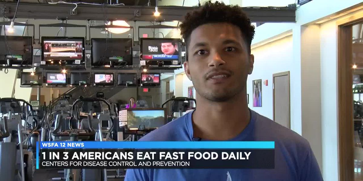 Study: 1 in 3 Americans eats fast food daily