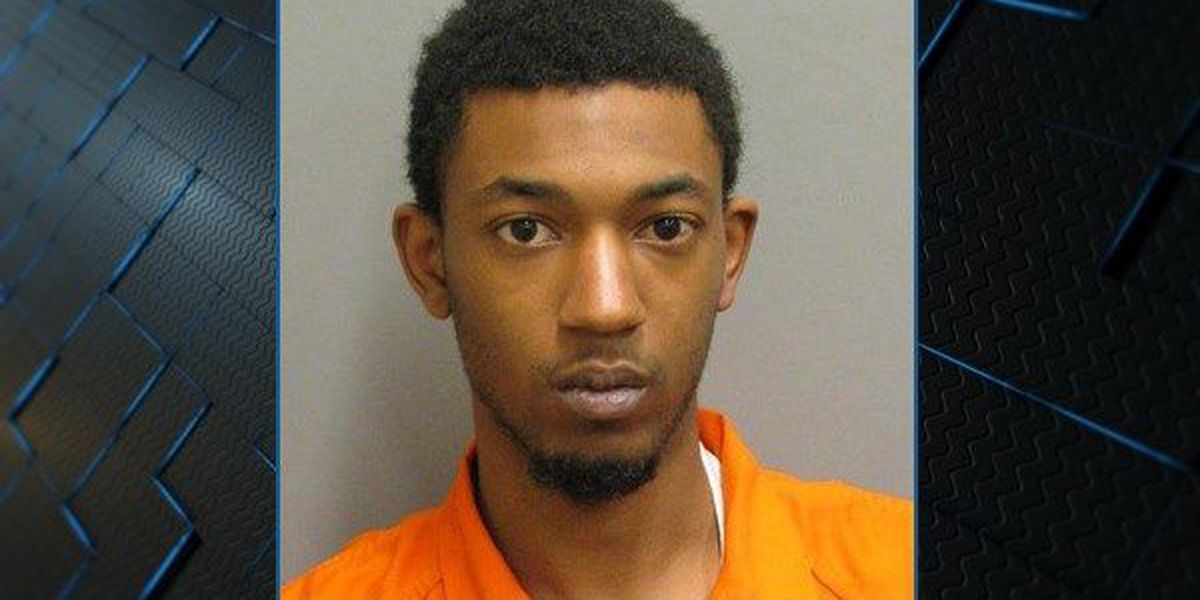 Montgomery man arrested on multiple rape, robbery charges