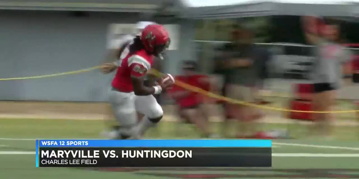 Huntingdon picks up win over Maryville