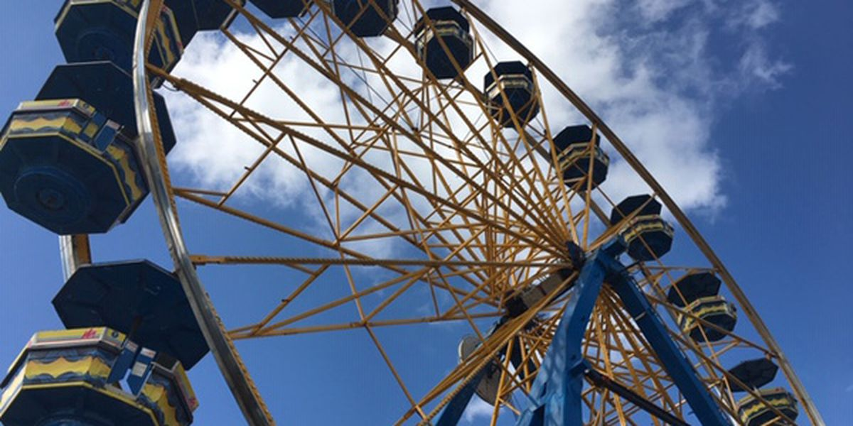 Free Alabama National Fair tickets possible with downloaded app, survey